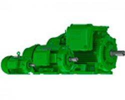 Motores alta eficiencia WEG