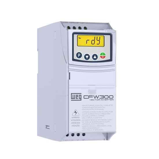 Variador WEG CFW300